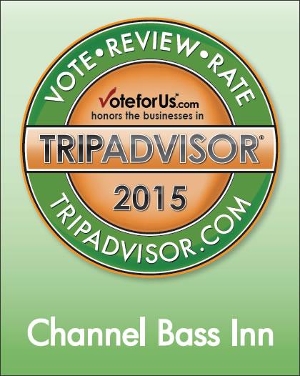Channel Bass Inn VoteForUs